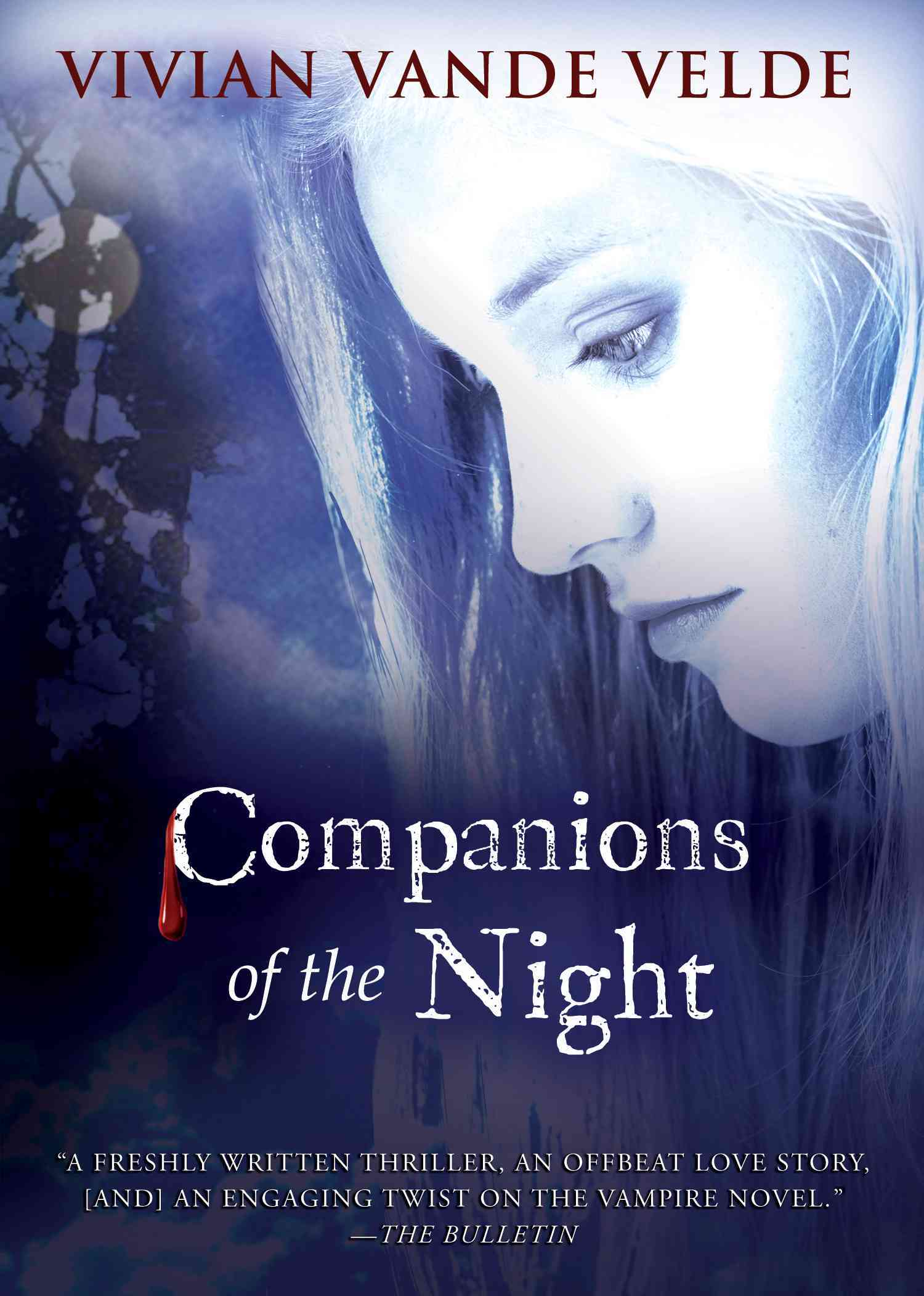Companions of the Night By Vande Velde, Vivian